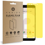 Aerios (2-Pack) Full Coverage TPU Screen Protector for Google Pixel 3